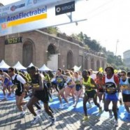 La Maratona di Roma per Haiti