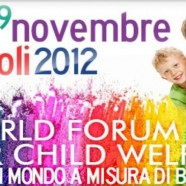 Infanzia: in Campania il 'World Forum for Child Welfare'