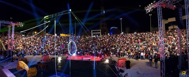 Palestine Circus
