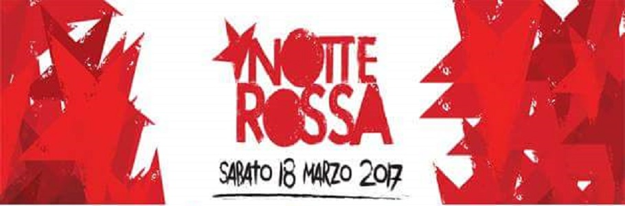notte rossa marco rovelli
