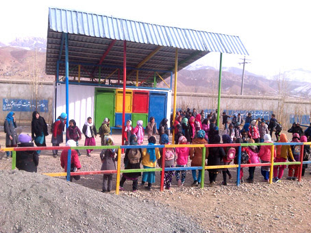 winter program in bamyan