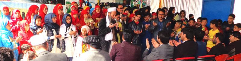 good news from afghanistan winter program in herat