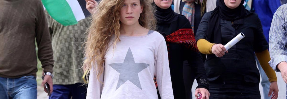 Firma l'appello per Ahed Tamimi