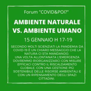 ambiente naturale ambiente umano 1 - covid e poi - carretera central