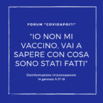 disinformazione inconsapevole 2 - forum online - carretera central