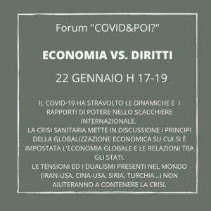 economia vs diritti 1 - covid e poi - carretera central