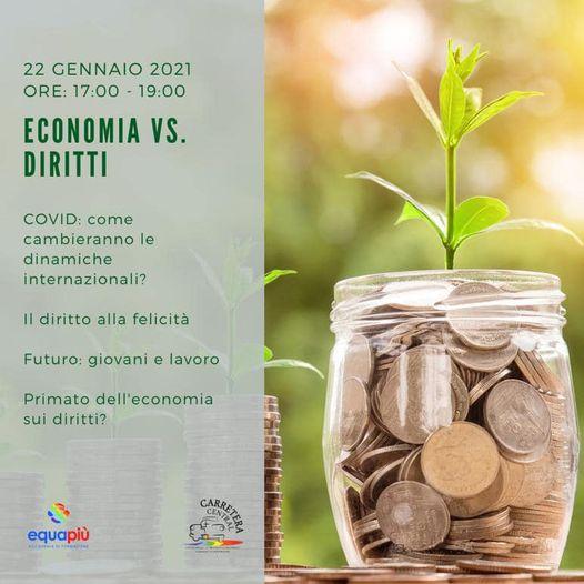 economia vs diritti - covid e poi - carretera central